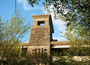 Britannia bridge Tower