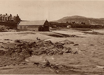 the holyhead lifeboat station during the 1920's