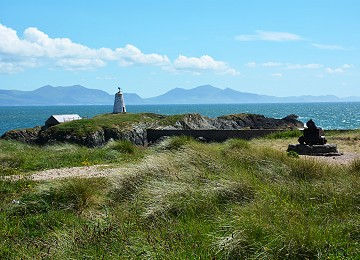 Stunning Views from Llanddwyn Island